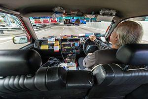 Hongkong taxi