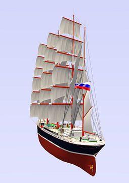 Sedov van Simons Ships