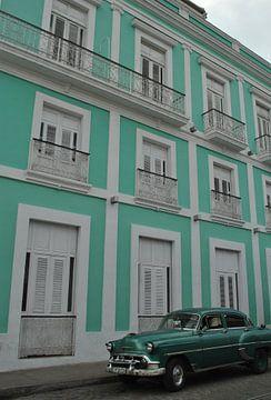 Auto Cuba von Charlotte van Noort