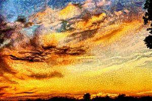 Beautiful Fall Skyscape