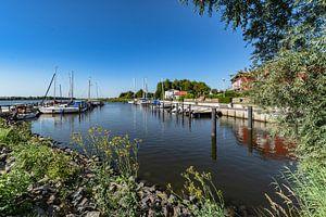 Segelurlaub - Hafen Puddemin auf Rügen