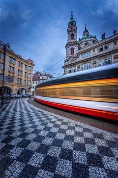 Prag Tram 2020 von Iman Azizi