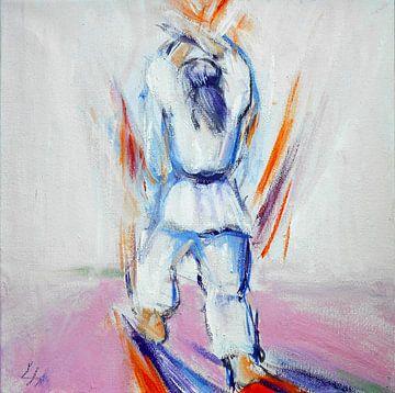 Karate - Ana von Lucia Hoogervorst