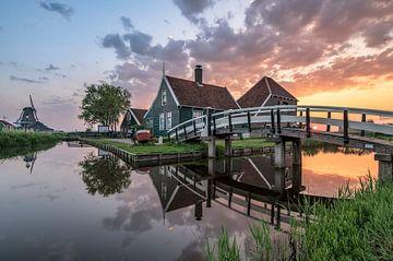 Zaanse Schans Holland van Achim Thomae