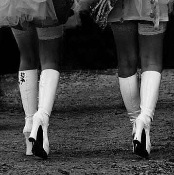 Diese Stiefel sind zum Laufen gemacht von Adrie Kweekel