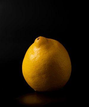 Gele citroen van Gaby Hendriksz