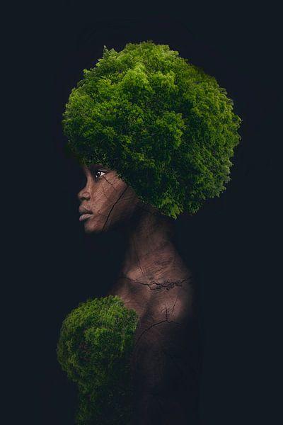 Mother nature von Elianne van Turennout