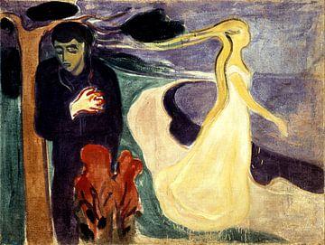 Edvard Munch.Die Scheidung
