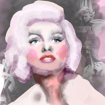 Marilyn Monroe von Nicole Habets