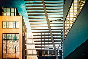 An der Hackerbrücke - München von Holger Debek