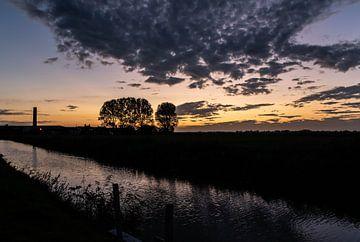 Sonnenuntergang von Kelly Wiersum
