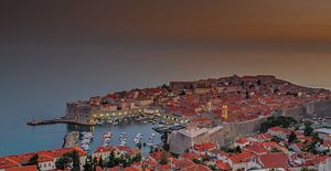 The Old city of Dubrovnik Kroatië