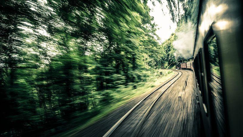 Tour mit der Harzer Schmalspurbahn van Dirk Bartschat