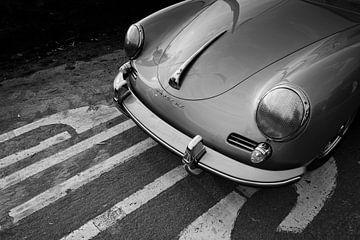 Sal's 356 Porsche van Maurice van den Tillaard