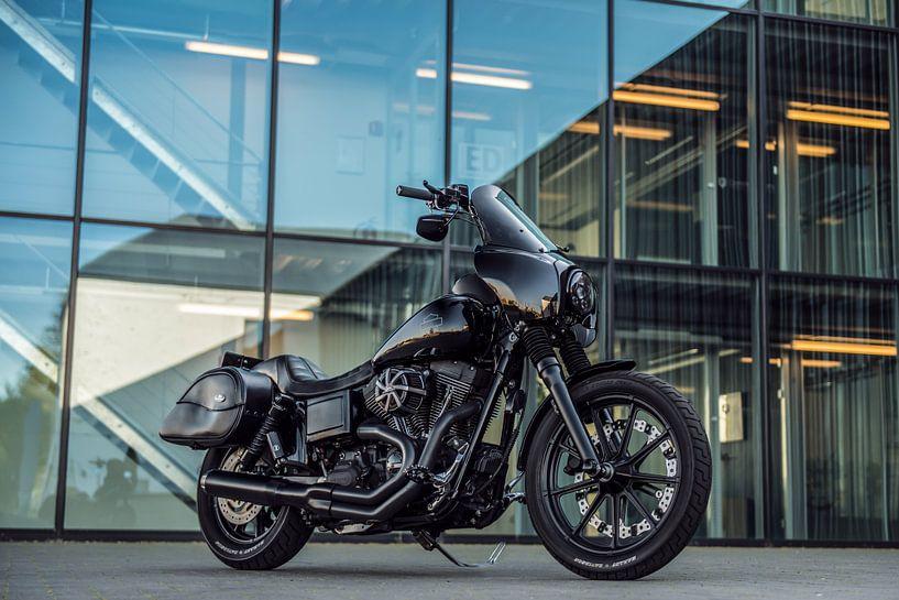Harley Davidson Custom von Bas Fransen