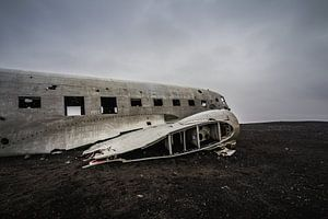 DC-3 ijsland
