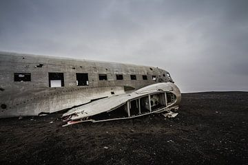 DC-3 crash von Thijs Schouten