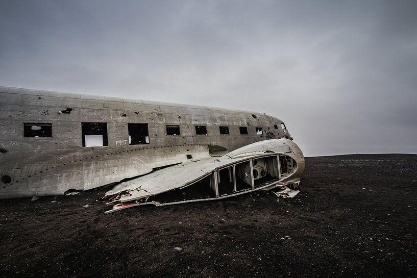 DC-3 ijsland van Thijs Schouten
