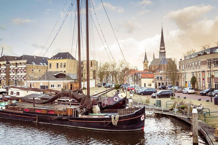 Museumhaven van Gouda