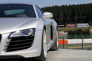 Audi R8 sportwagen van Sjoerd van der Wal