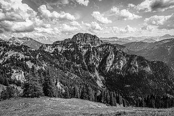 Ammergauer Alpen von MindScape Photography