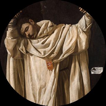 De heilige Serapion, Francisco de Zurbarán - 1628