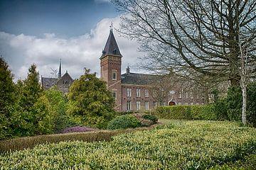 Withof kloostercomplex Etten-Leur centrum van Egon Zitter
