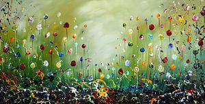 Bloemen van Gena Theheartofart