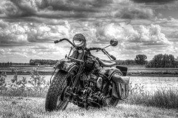 Harley Davidson Liberator von Rene Jacobs