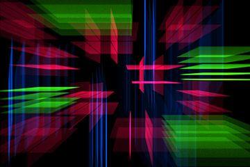 Konzept abstrakt : Das Labyinth von Michael Nägele
