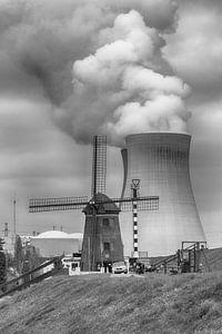 Moderne en oude energie van Kas Maessen