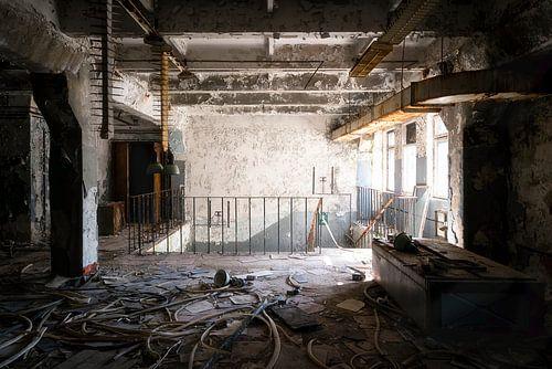 Verlassene Duga-3-Station. von Roman Robroek