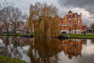 Huize Marianne aan de Nieuwlandersingel, Alkmaar van Sjoerd Veltman