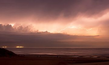 thunderstorm von Dirk van Egmond