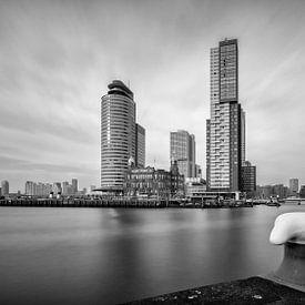 Kop van Zuid - Rotterdam van Johan van Opstal