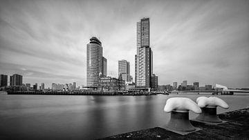 Kop van Zuid - Rotterdam von Johan van Opstal