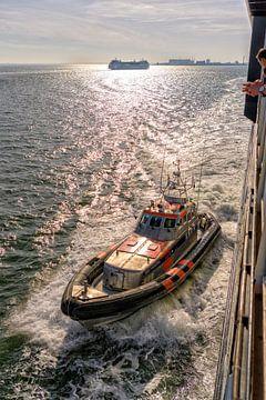 "KNRM Rettungsboot ""Joke Dijkstra"" von Roel Ovinge"