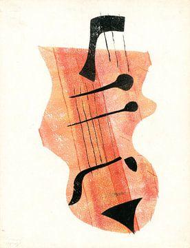 Violonzelle, Henry Nicholas Werkman von Atelier Liesjes