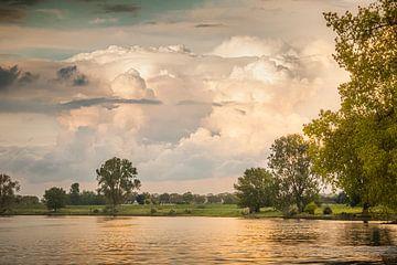 Rivier de Maas van Marcel Bakker