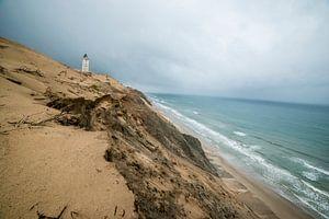 Rubjerg Knude Fyr lighthouse Denmark van Ellis Peeters