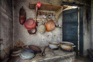 Urbex - Keuken van