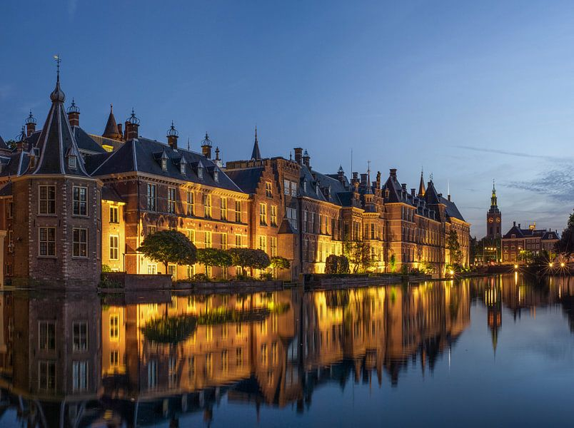 Den Haag - Binnenhof sur Mark Meijrink