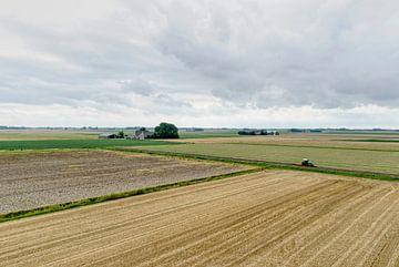 Akkers rond Kruisweg von Marnefoto .nl