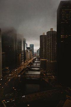 Chicago. Die neblige Stadt. von Maikel Claassen Fotografie