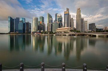 Singapore View von Bart Hendrix