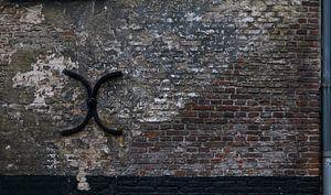 Mur du 17ème siècle