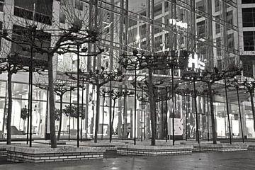 Haagse Poort am Abend von BriGit Stokman