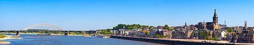 Panorama Nijmegen von Anton de Zeeuw