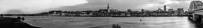Nijmegen Skyline van Thomas van Houten