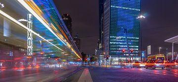 Rotterdam, stad van het neonlicht van René van Leeuwen